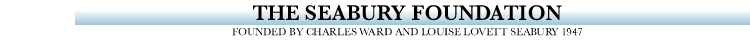Seabury Foundation Logo